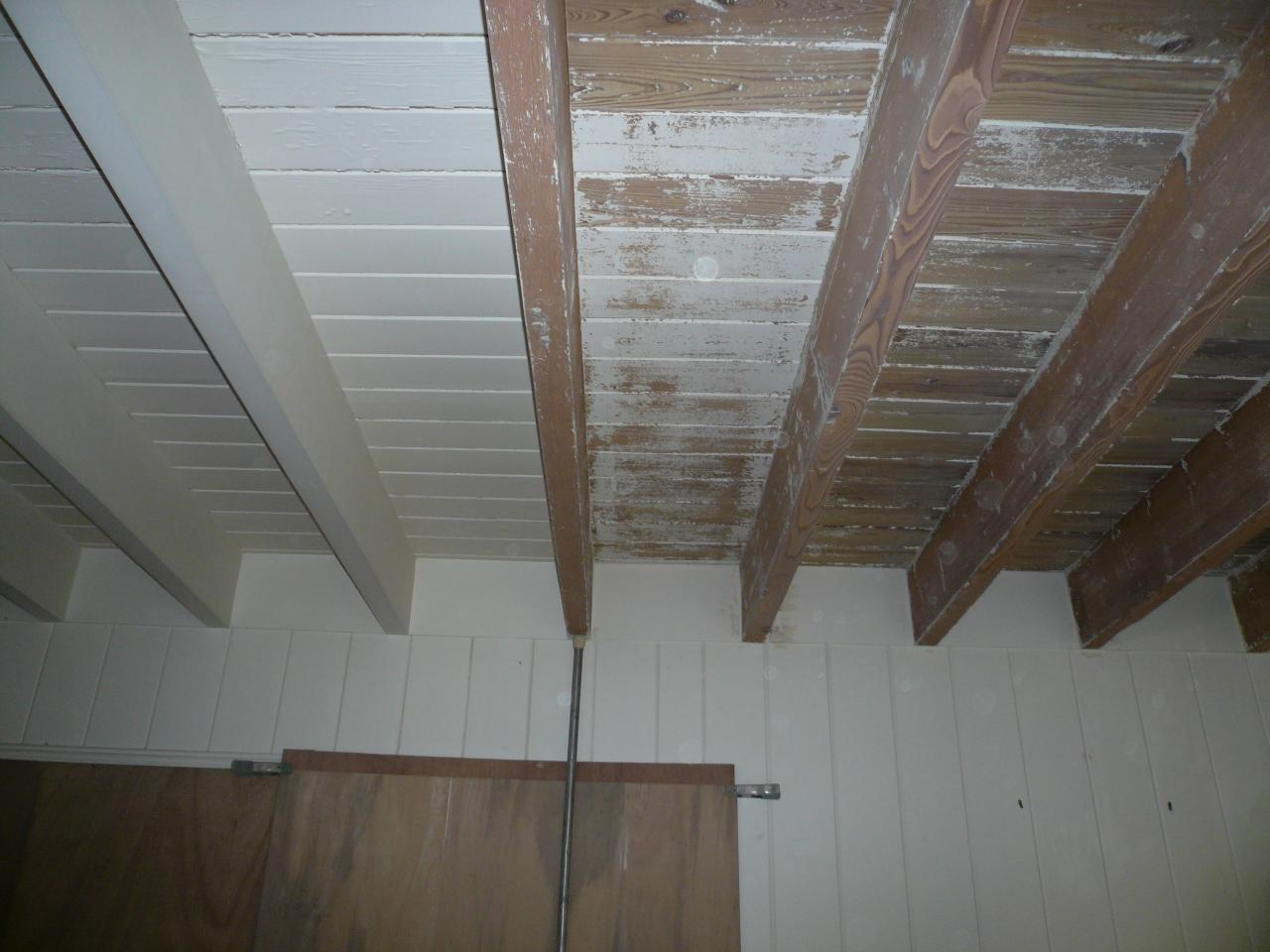 Paint Wood Ceiling Ceiling Systems